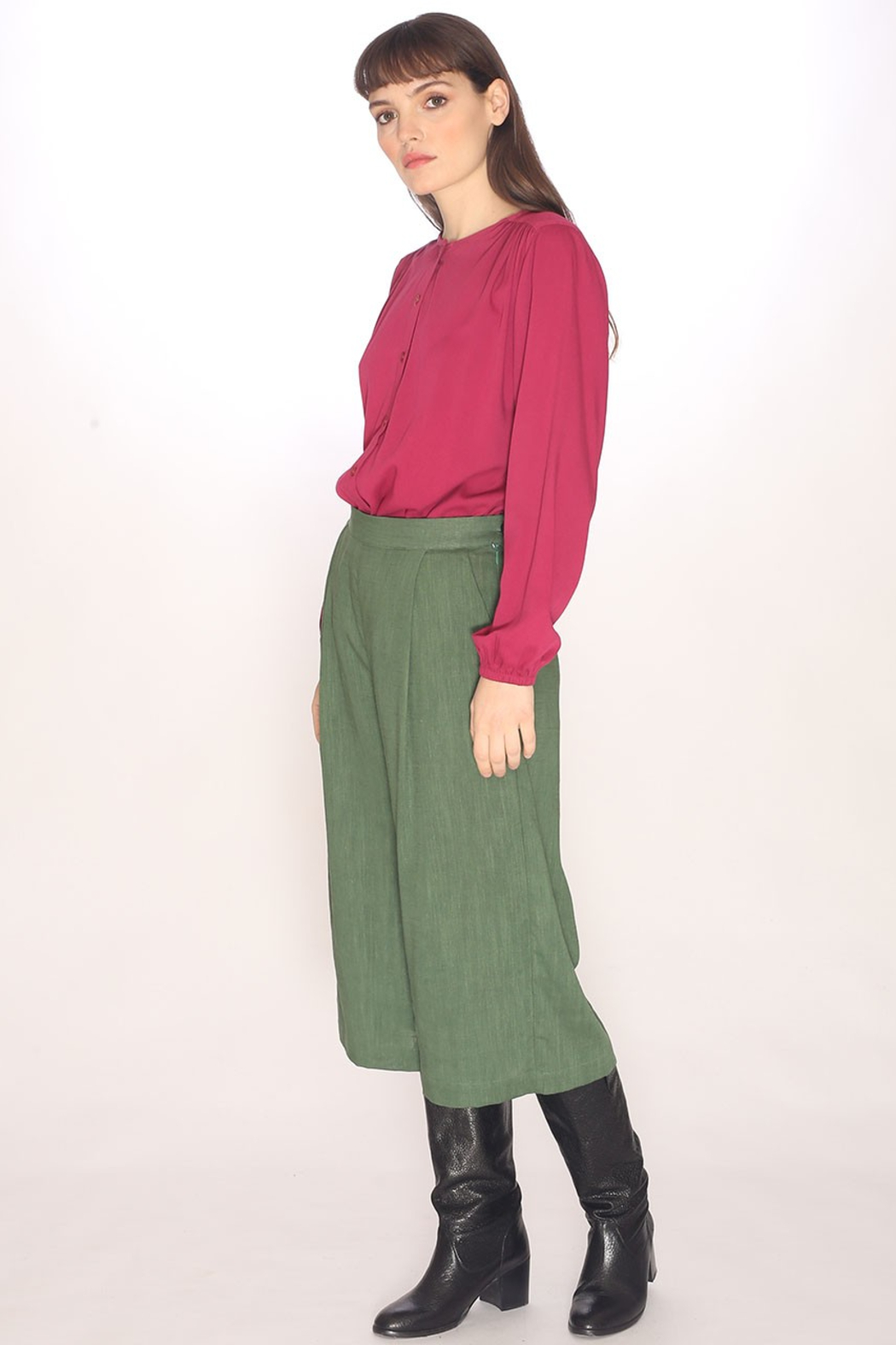 PepaLoves Culottes - Front Full Image