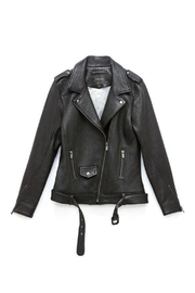 AS by DF Cult Leather Jacket - Product Mini Image