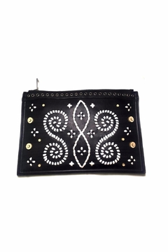 Culture Riot Vegan Leather Clutch - Product List Image