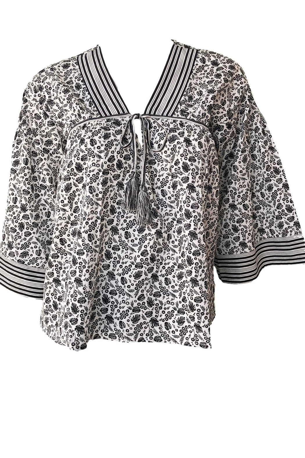 Joie Culveria Printed Blouse - Main Image