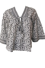 Joie Culveria Printed Blouse - Product Mini Image