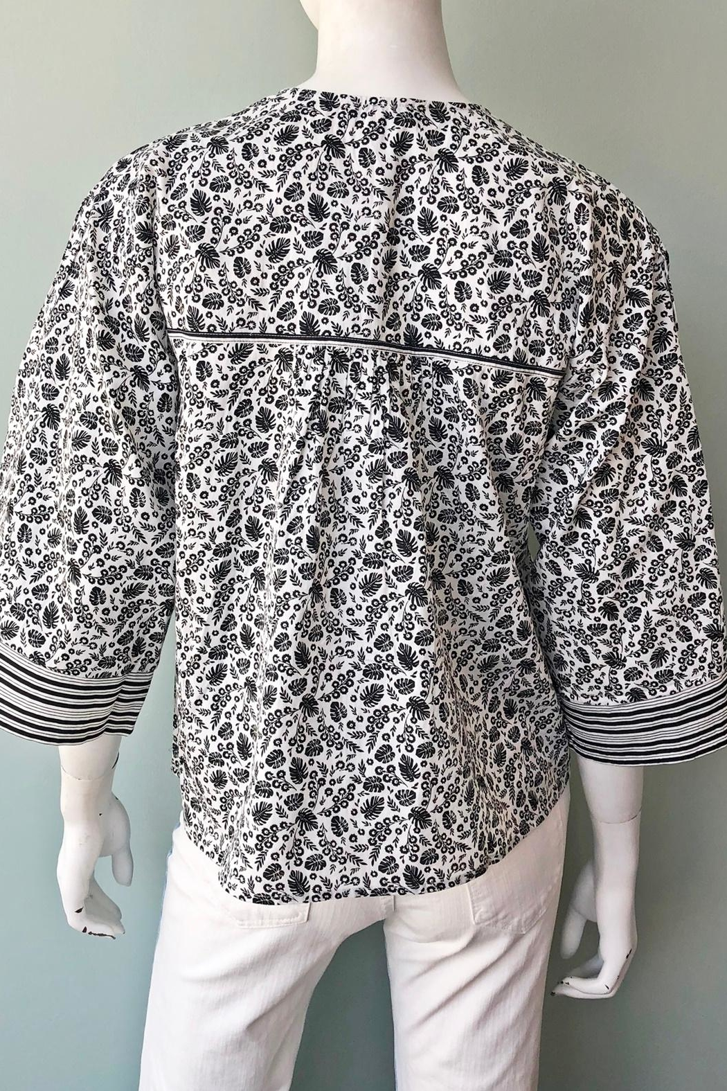 Joie Culveria Printed Blouse - Back Cropped Image