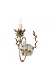 The Birds Nest CUMIERS WREATH WALL SCONCE - Product Mini Image