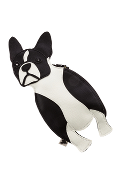 Shoptiques Product: Boston Terrier Clutch