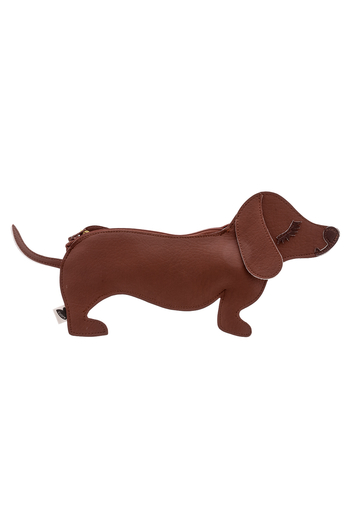 Shoptiques Product: Dachshund Coin Purse - main