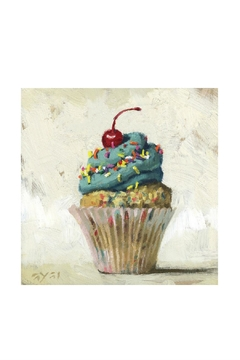 Sullivans Cupcake Canvas Print - Alternate List Image