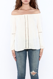 Cupcakes & Cashmere Havyn Top - Side cropped