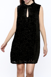 Cupcakes & Cashmere Juke Velvet Shift Dress - Product Mini Image