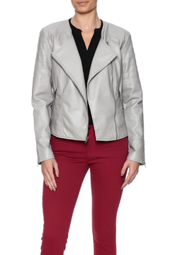 Cupcakes & Cashmere Kadence Leather Jacket - Product List Image