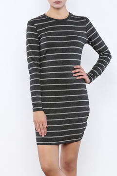 Shoptiques Product: Malbec Stripe Dress