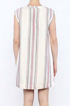 Cupcakes & Cashmere Reed Striped Dress - Alternate List Image