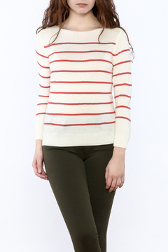 Shoptiques Product: Striped Pullover Sweater