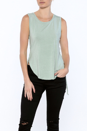 Cupcakes & Cashmere Side Tie Tank - Product Mini Image