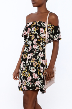 Cupcakes & Cashmere Trenton Off Shoulder Dress - Product List Image