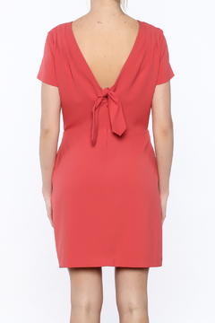 Cupcakes & Cashmere Vista Draped Back Dress - Alternate List Image