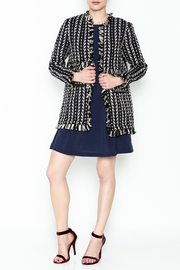 Cupcakes and Cashmere Bev Chanel Jacket - Front cropped
