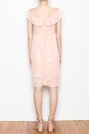 Cupcakes and Cashmere Off the Shoulder Dress - Other