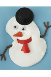 Cupcakes & Cartwheels Miracle Melting Snowman - Front full body