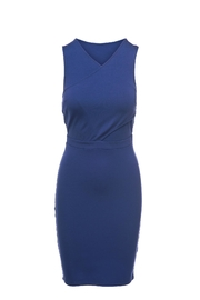 Cupcakes & Cashmere Auburn Origami Dress - Front cropped