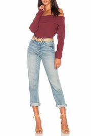 Cupcakes & Cashmere Brooklyn Top - Front full body