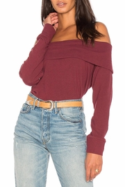 Cupcakes & Cashmere Brooklyn Top - Front cropped