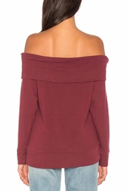 Cupcakes & Cashmere Brooklyn Top - Back cropped