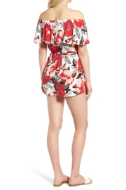 Cupcakes & Cashmere Cadrian Romper - Front full body