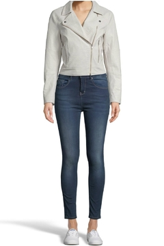 Cupcakes & Cashmere Chandler Faux Leather Jacket - Alternate List Image
