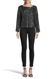 Cupcakes & Cashmere Cora Sequened Top - Product Mini Image