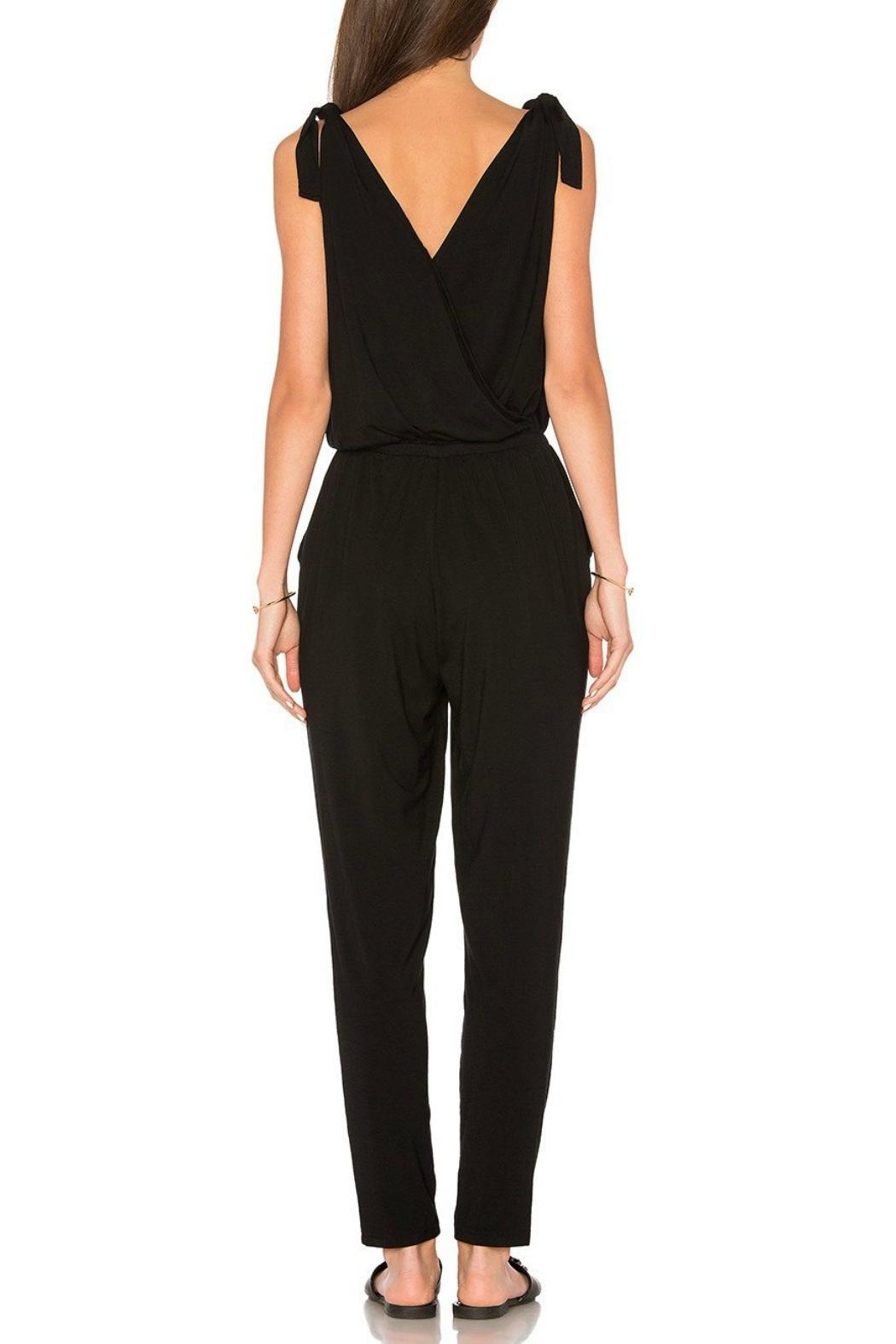 Cupcakes & Cashmere Dallas Jumpsuit - Side Cropped Image