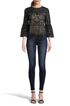 Cupcakes & Cashmere Geneva Lace Top - Alternate List Image