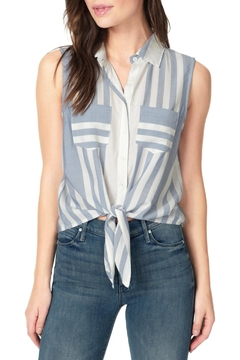 Cupcakes & Cashmere Jaylee Tank - Product List Image