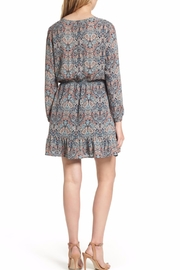 Cupcakes & Cashmere Selma Paisley Dress - Front full body