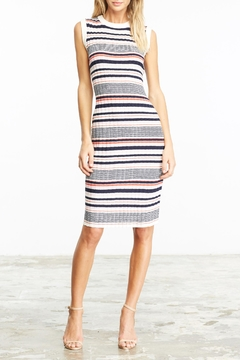 Shoptiques Product: Stripe Walton Midi Dress