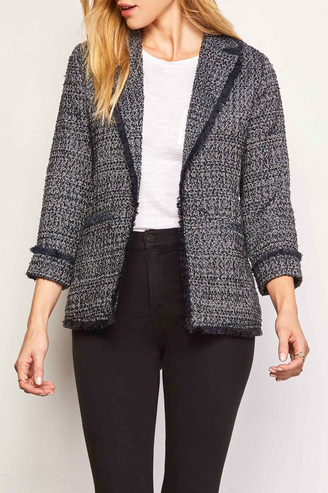 bf344575e Cupcakes and Cashmere Gregory Tweed Blazer from California by ...