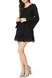 Cupcakes and Cashmere Ruben Flutter Dress - Front cropped