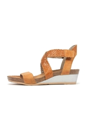 Naot Cupid Strappy Wedge - Front cropped