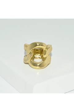 Karine Sultan CURB LINK RING - Product List Image