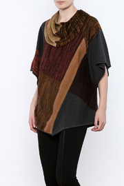 Curio Boxy Cowl Sweater - Product Mini Image