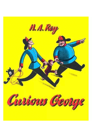 Houghton Mifflin Harcourt  Curious George - Front cropped