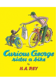 Houghton Mifflin Harcourt  Curious George Rides A Bike - Front cropped