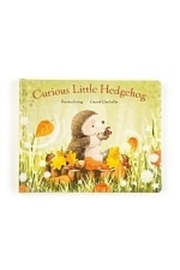 Jellycat Curious Little Hedgehog - Product Mini Image