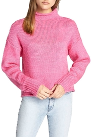 Sanctuary Curl Up Sweater - Product Mini Image