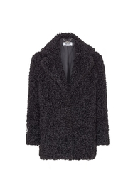 Jakke Curly Fur Coat - Product Mini Image