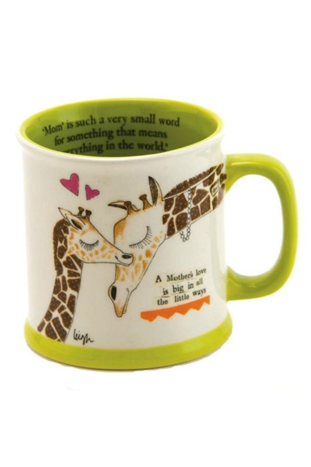 Curly Girl Designs Giraffe Mug from Omaha by The Afternoon — Shoptiques