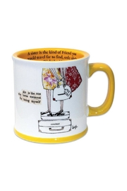 Curly Girl Designs Sister Mug - Front cropped