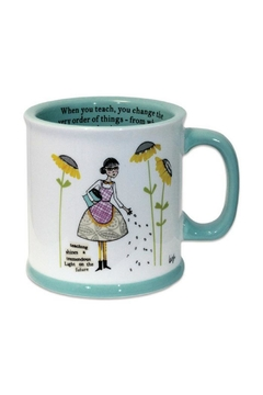Curly Girl Designs Teacher Mug - Alternate List Image