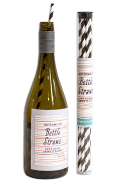 Curly Girl Designs Wine Bottle Straws - Product List Image