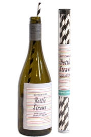 Curly Girl Designs Wine Bottle Straws - Product Mini Image