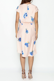 Current Air Blue Blush Florals - Back cropped